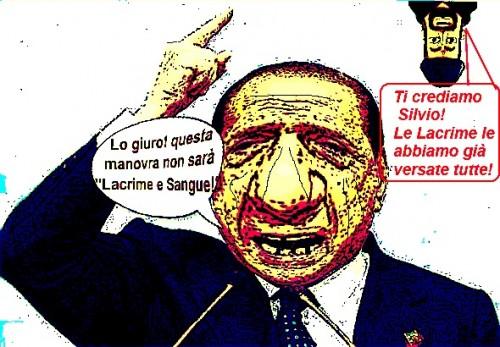 Pronto il FISCO per l'ESTATE D.J. Silvietto NANO (Vignetta)